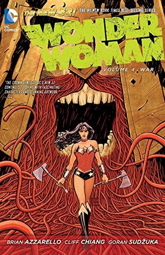 Wonder Woman Vol. 4: War (The New 52) (Wonder Woman (DC Comics Numbered))]()
