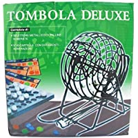 How (House of Wishes) Spin TAMBOLA-Bingo CAGE Board Game