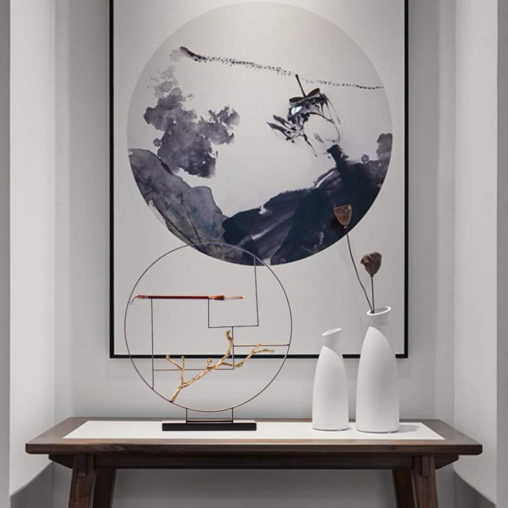 45 größe : B Metall Ornamente Für Die Hausgemachte Eisen Messing Zweige Innenmöbel Wohnzimmer Foyer Kreative Dekoration Kunst Dekoration 54