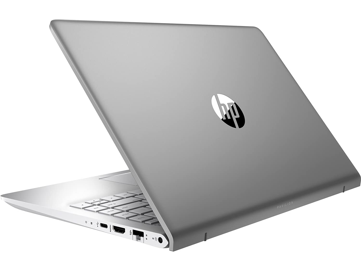 Buy Hp Pavilion 14 Bf148tx 2017 14 Inch Laptop Core I7 8gb 1tb Windows 10 Home Single Language 64 Integrated Graphics Silver Online At Low Prices In India Amazon In