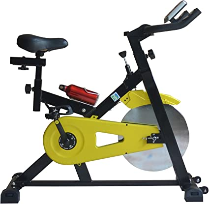 OLYMPIC Indoor Cycling - Cinta de Correr para Fitness, Color Azul ...