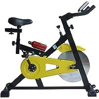 Olympic Indoor Cycling - Cinta de correr para fitness, color azul