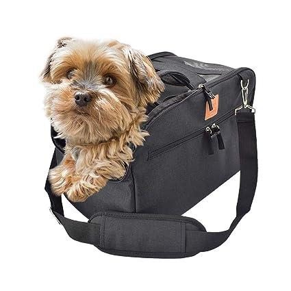 MEIHAO Bolsa de Transporte para Mascotas Suave para Gatos y Perros ...