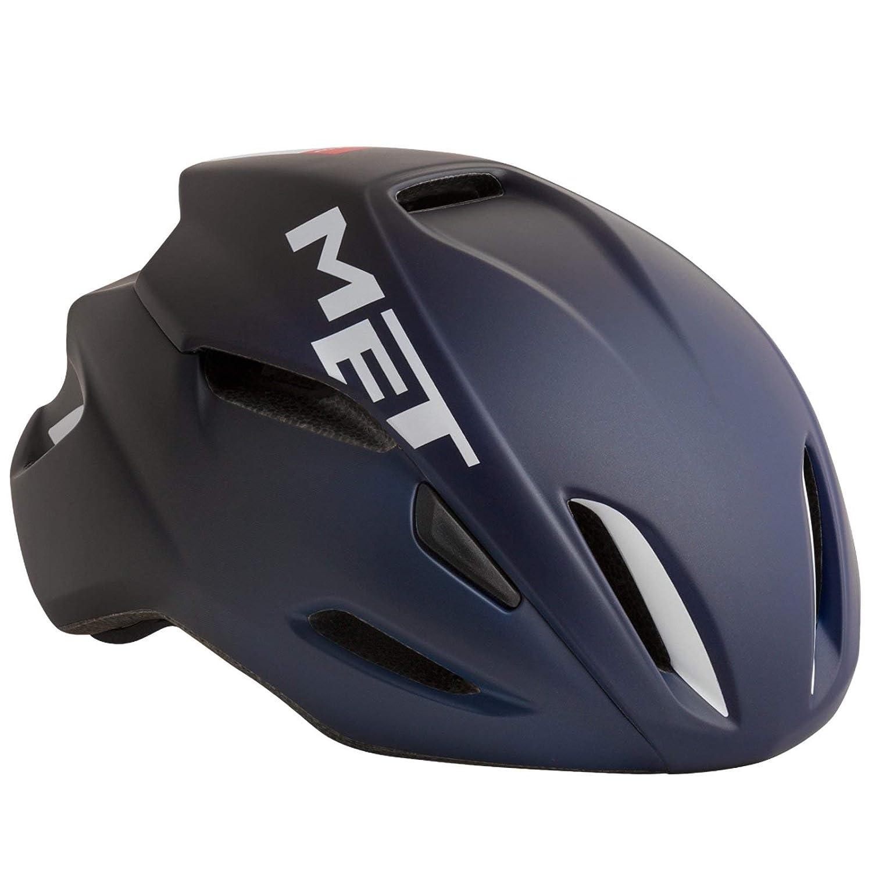 メット マンタHES ミッドナイトブルー ヘルメット M(54/58cm)   B0765FQ18B