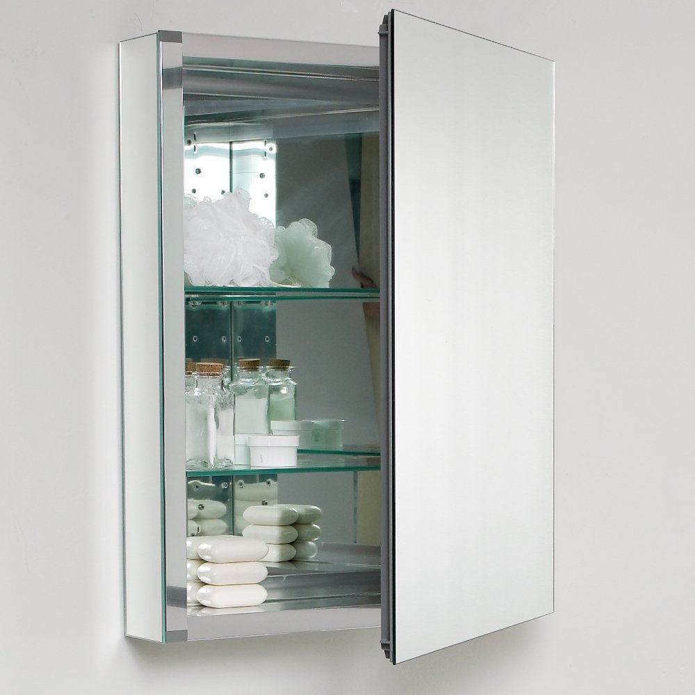 amazoncom fresca fmc  wide medicine cabinet with mirrors homeimprovement. amazoncom fresca fmc  wide medicine cabinet with mirrors