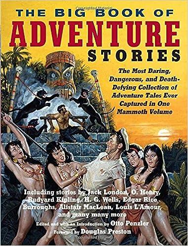 Amazon.com: The Big Book of Adventure Stories (9780307474506 ...