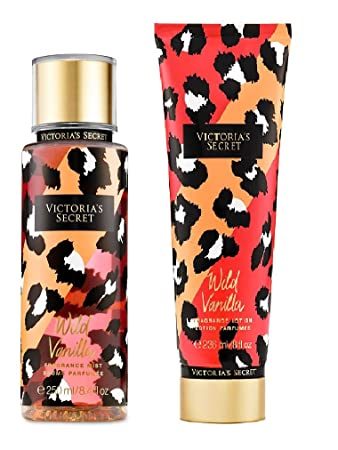 733a2173d6 Image Unavailable. Image not available for. Color  Victoria s Secret Wild  Vanilla Fragrance Body Mist ...