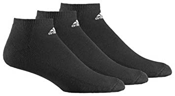 adidas adiliner HC – Calcetines para hombre (3 unidades) Negro negro Talla:35