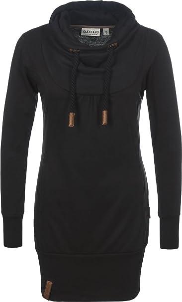 Naketano 3sisch Euro Swansisch Minut Pl Jacket Indigo Blue Melange   Amazon.de  Sport   Freizeit 5e7a539f8d