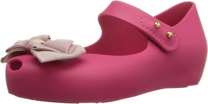 Melissa Mini Ultragirl Sweet Sp Bb Girls Walking Shoes Ballerinas