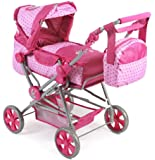 Bayer Chic 2000 - Road Star Large Combination Doll's Pram, Collection 2017