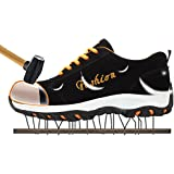 SITAILE Uomo Scarpe da Lavoro Industria e Edilizia Sneaker Calzature da Escursionismo