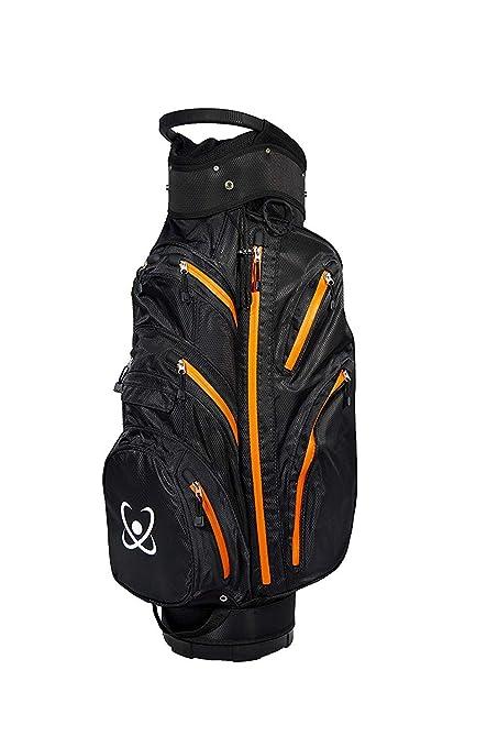 100% Golf impermeable bolsa carrito 2015-6 stock negro ...