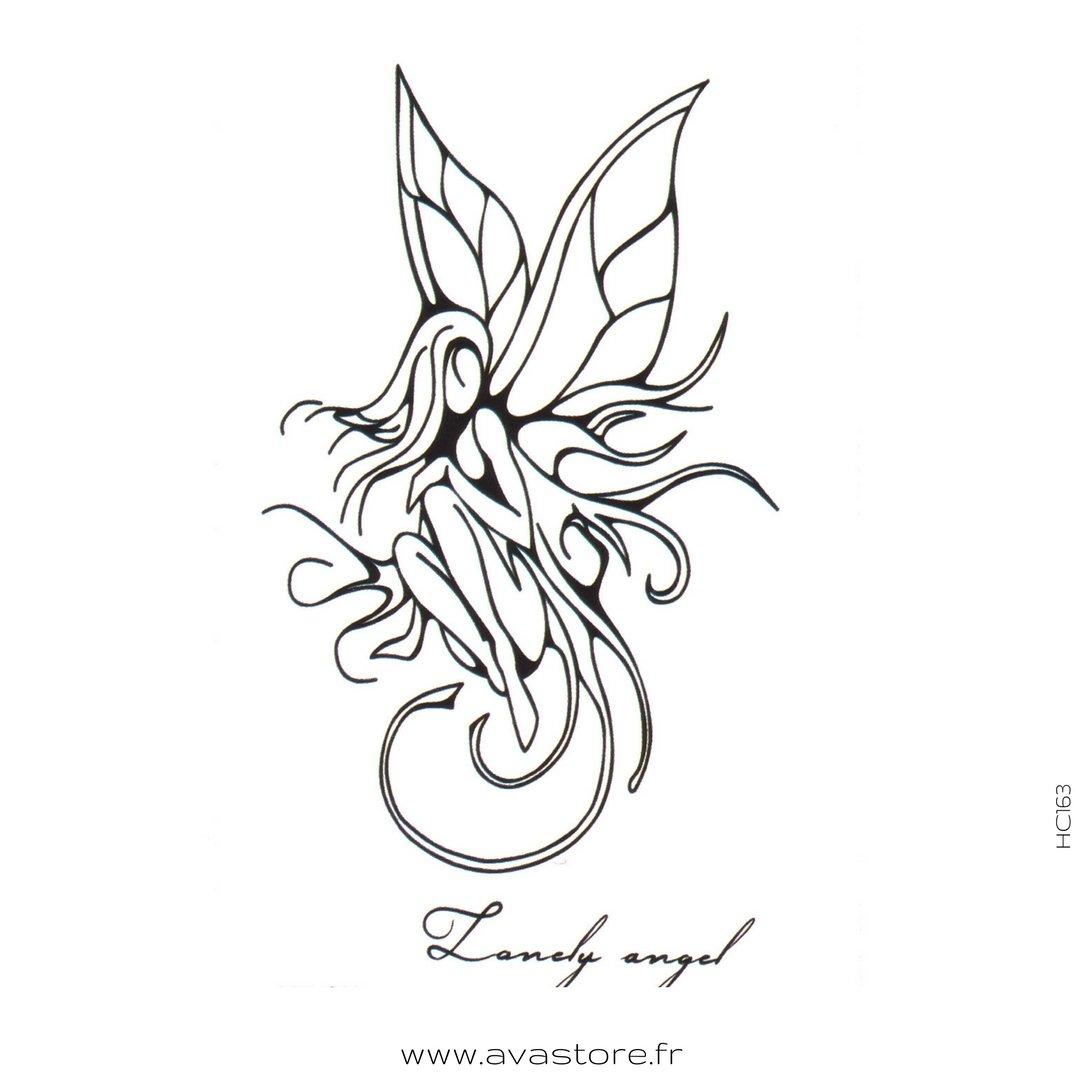Tatuajes temporales hada - Tatuaje efímero hada: Amazon.es: Belleza