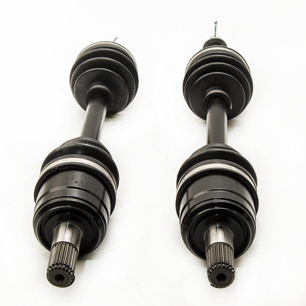 maXpeedingrods Pair Front CV Joint Axle Drive Shaft for Honda TRX 300 Fourtrax 4x4 ATV 1988-2000 42300-HC5-003