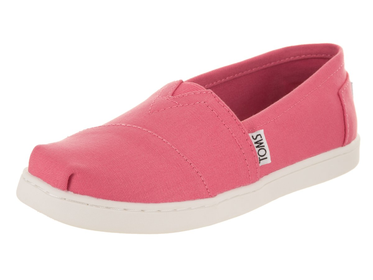 TOMS Girls' 10009919 Alpargata-K, Pink, 12.5 M US Little Kid