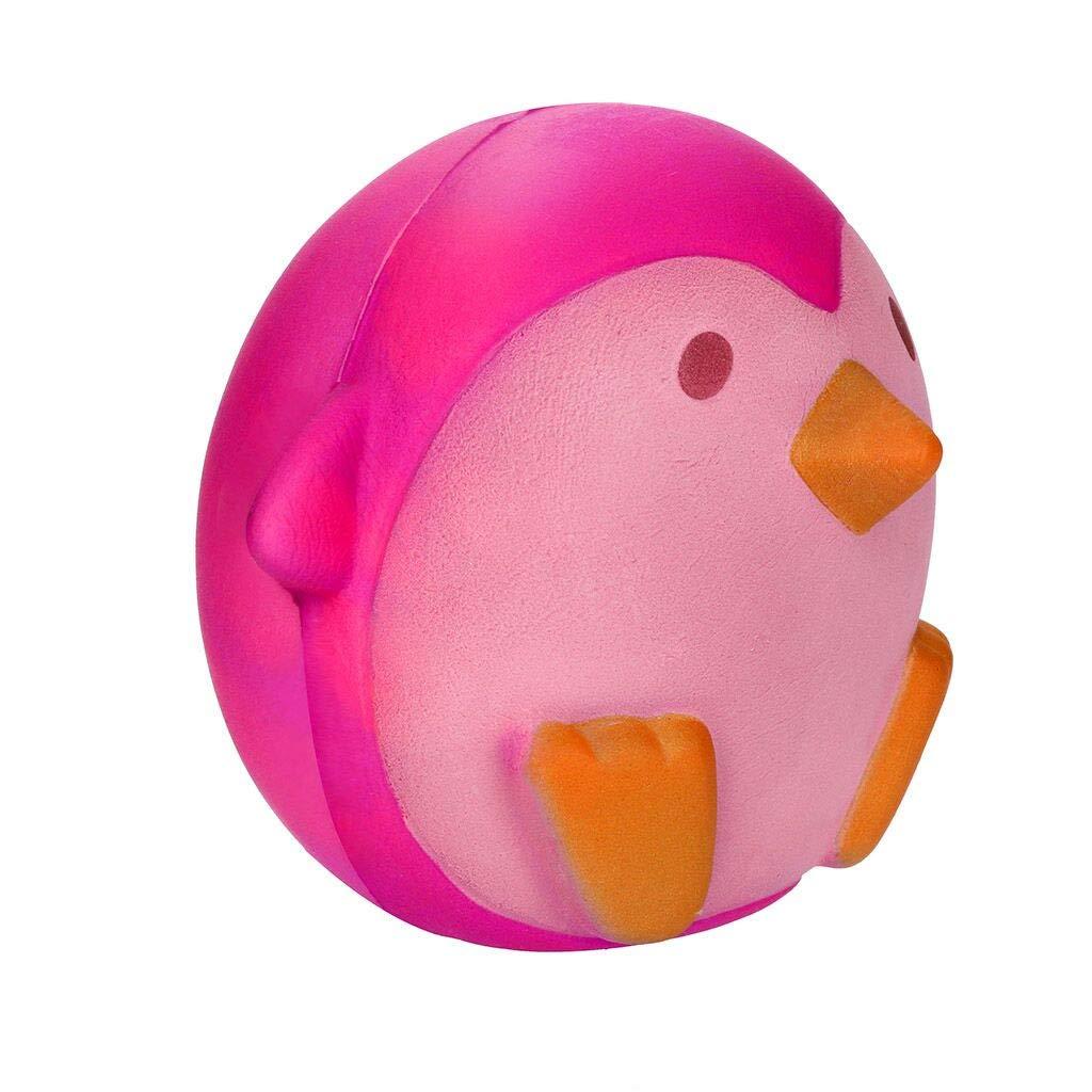 Amazon.com: MatureGirl Temperature Color Change Squishies Penguin Slow Rising Scented Reliever Stress (Temperature Color Change): Toys & Games