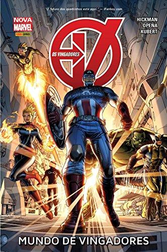 Os Vingadores – Mundo De Vingadores