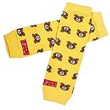DDLBiz Boys Girls Cute Animals Pattern Lovely Soft Warm Kneepad Socks Leg Warmer Stockings