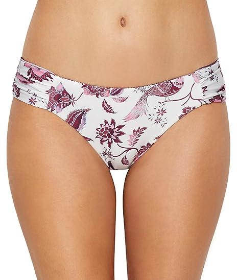 d06f9499da049 Amazon.com: Becca by Rebecca Virtue Women's Tahiti Reversible American  Bikini Pant: Becca by Rebecca Virtue: Clothing
