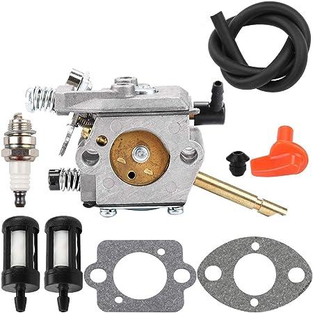 Amazon.com: Kizut WT-45 - Carburador para cortacésped Stihl ...