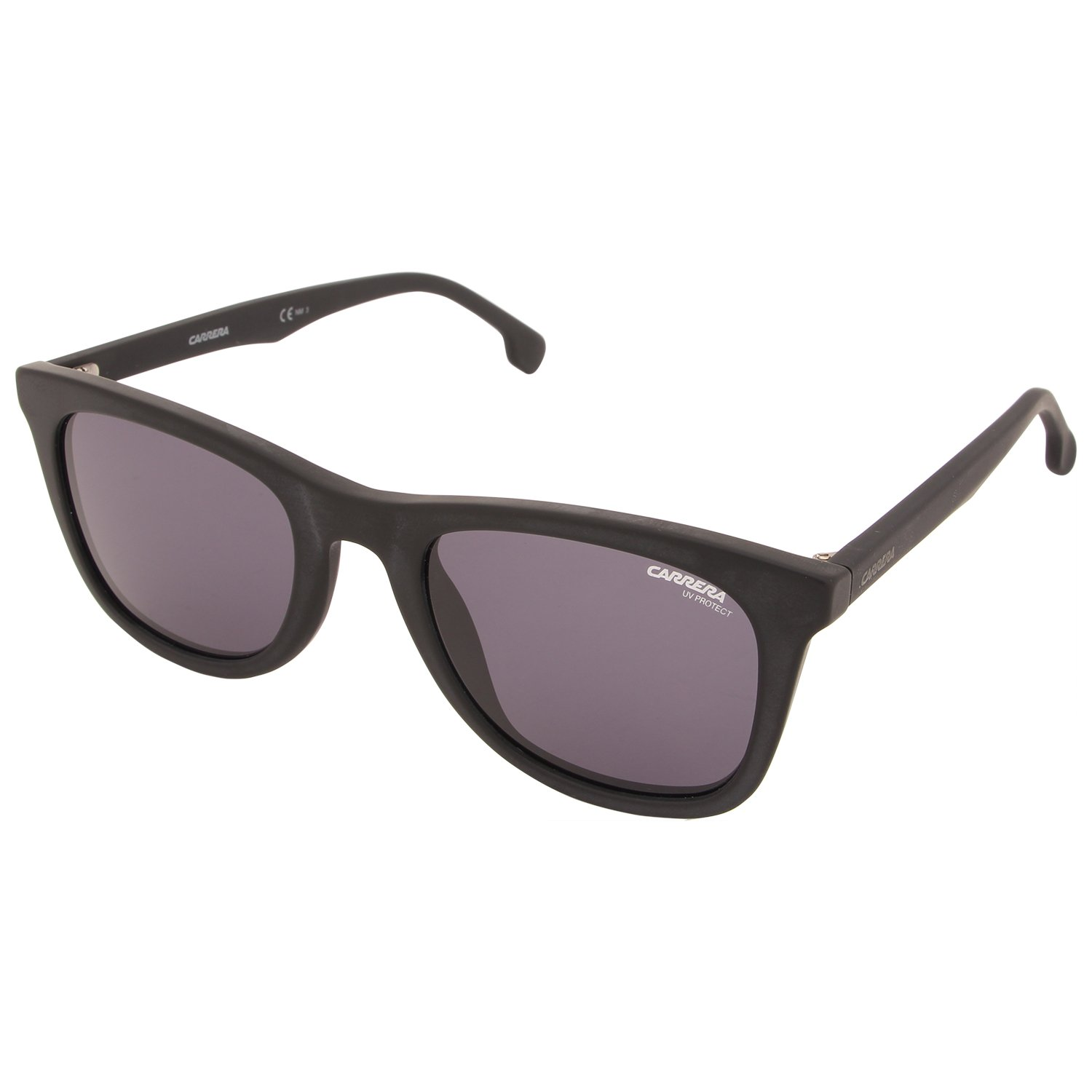 Carrera 134/S IR 003 Gafas de sol, Negro (Matt Black/Grey Blue), 51 Unisex-Adulto