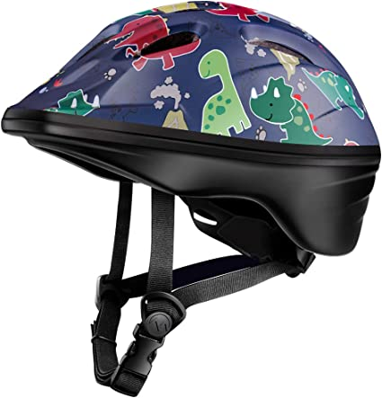 get cheap another chance new authentic Amazon.com : OutdoorMaster Toddler Bike Helmet - CPSC Certified ...