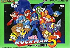 Rockman 5: Blues no Wana!? (aka Megaman 5) Famicom (NES Japanese Import)