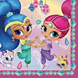 Shimmer and Shine Party Napkins, 16ct