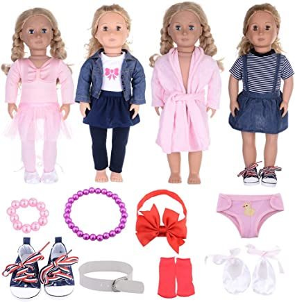 American Doll 18 Inch Doll Accessories