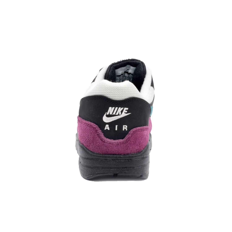 Nike WMNS Air Air Air Max 1 - schwarz geode Teal-Light Silber- 017892