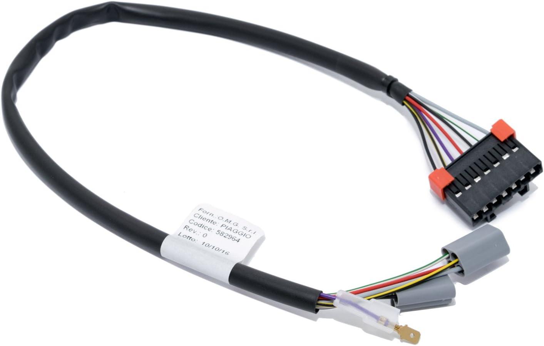 Kabelsatz Lenker Tacho Für Vespa Px My Tacho Auto