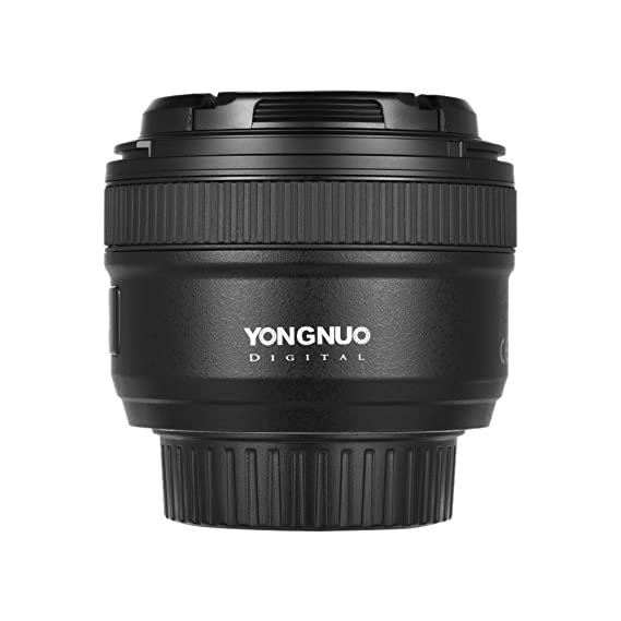 YONGNUO YN35mm F2N f2.0 Wide-Angle AF/MF Fixed Focus Lens F Mount for Nikon D7200 D7100 D7000 D5300 D5100 D3300 D3200 D3100 D800 D600 D300S D300 D90 D5500 D3400 D500 DSLR Cameras 35mm <span at amazon