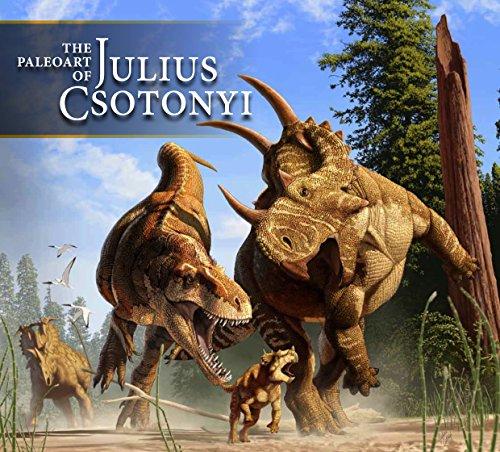 The Paleoart of Julius (Dinosaurs Ancient Art)