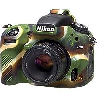 Hanumex® D750 Silicon Camera Case Cover for Nikon (Camouflage)