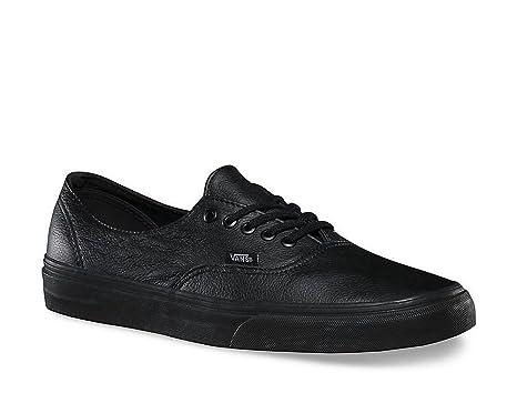 6fd9780086 Image Unavailable. Image not available for. Colour: Vans Premium Leather  Authentic Decon Shoes ...