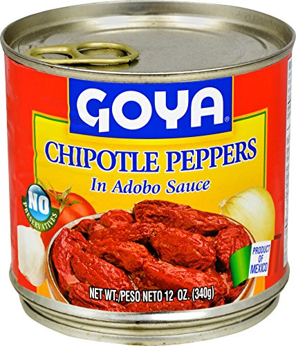 Goya Foods Chipotle Chiles, 12-Ounce (Pack of 12)