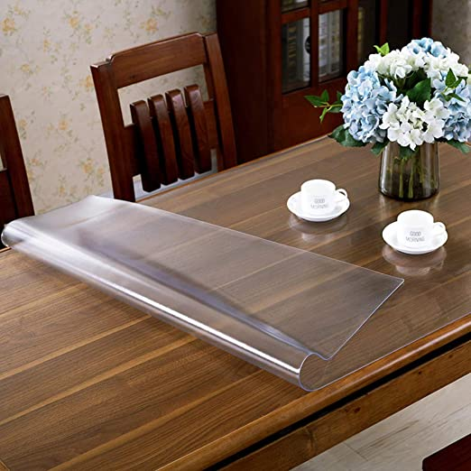 Tablecloth Gruesas PVC Funda Mantel Transparente Plástico ...