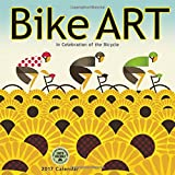Bike Art 2017 Wall Calendar: In Celebration of the Bicycle