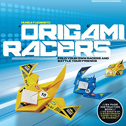- Origami Racers: Fold Your Own Racers and Battle Your Friends