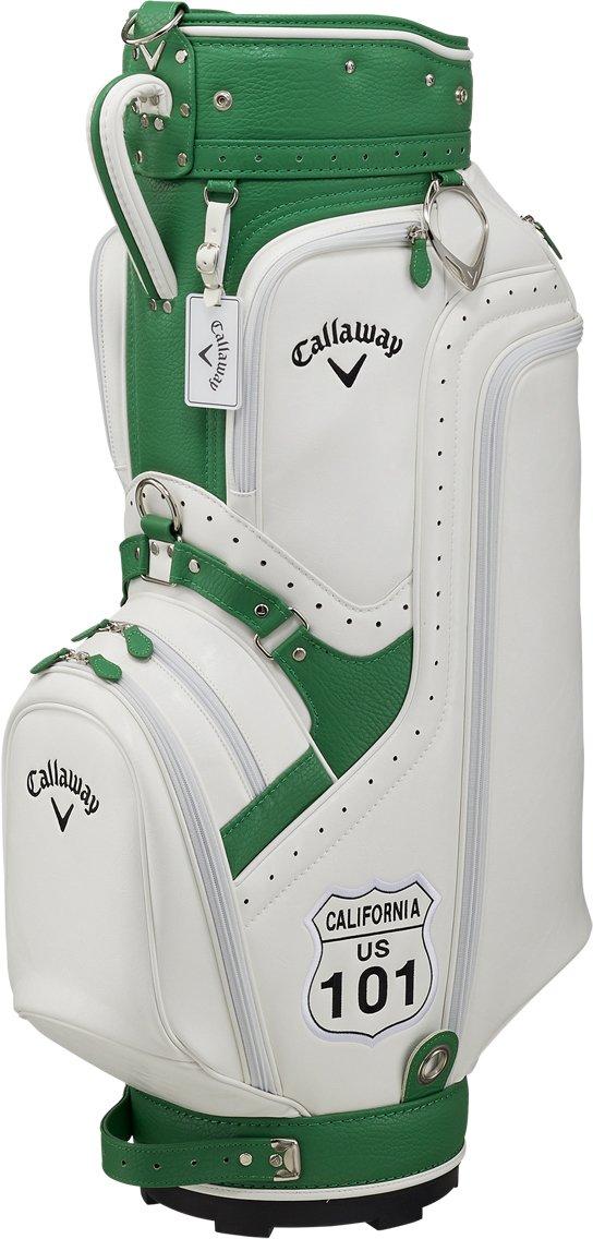 キャロウェイゴルフ Callaway Golf キャディバッグ BG CRT GT-I キャディバッグ B07CKXLSQJ ホワイト ホワイト