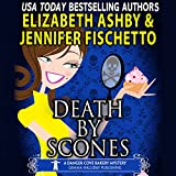 Death by Scones: A Danger Cove Bakery Mystery, Book 3