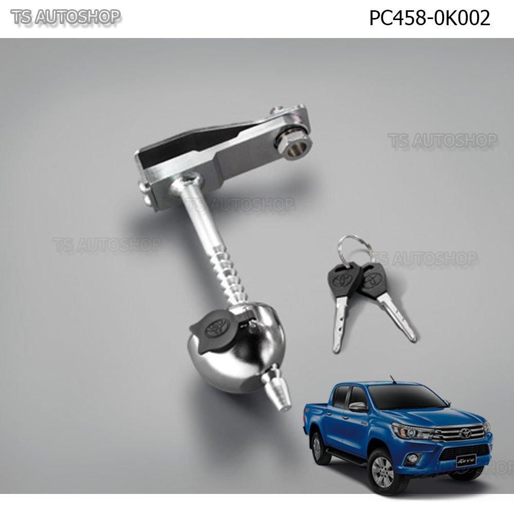 Lock Spare Wheel Tire Tyre Safety OEM Genuine For Toyota Hilux Revo Sr5 M70 M80 UTE 2015 2016 2 Door 4 Door 4WD 2WD 4x4 4x2 Pick-Up Truck