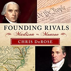 Founding Rivals Audiobook