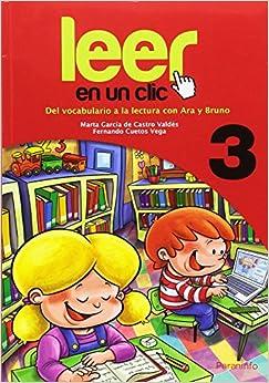 Book LEER EN UN CLIC LIBRO DE LECTURA 3º CURSO