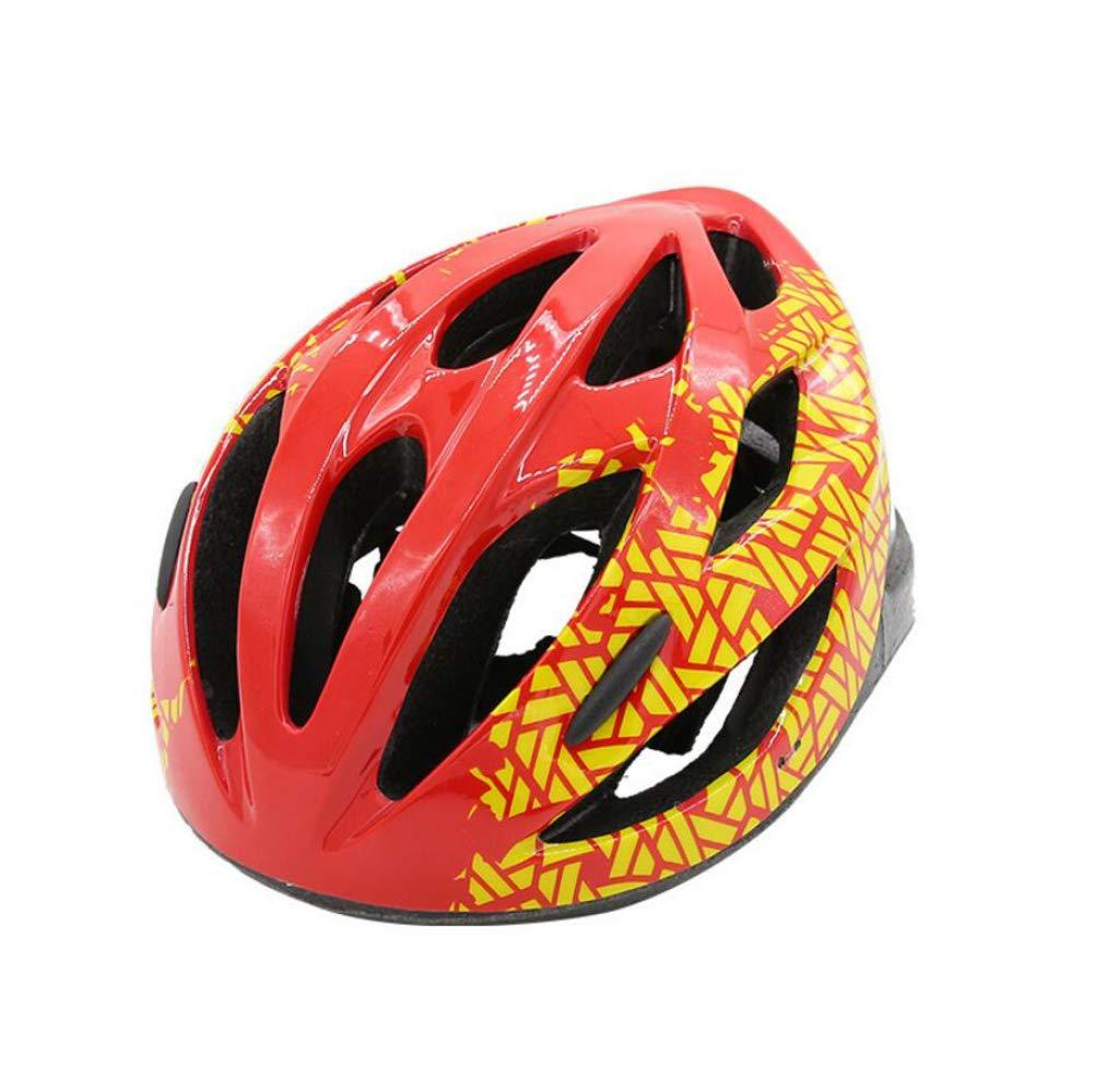 WANGUXI Senior Helm Für Männer Und Frauen Reitsturzhelm Erwachsene Fahrradhelm Leichte Schutzausrüstung