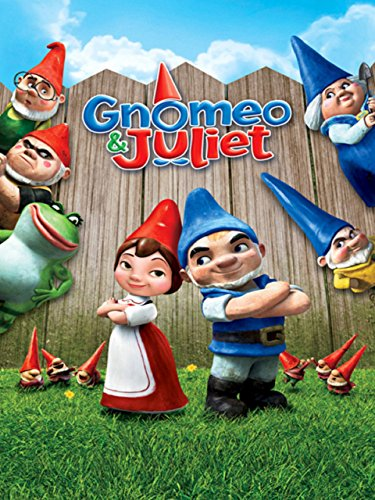 Gnomeo and Juliet : Wa...