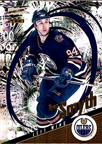 (1999-00 Revolution #60 Ryan Smyth EDMONTON OILERS)