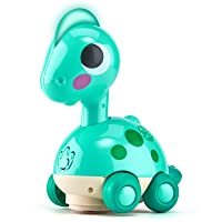CubicFun Touch&Go Music Light Crawling Baby Toys 6 to 12-18 Months Infant Baby Einstein Toddler Boy Girl Toys Age 1-2 Kids Gifts Toys for 1 Year Old Boy Girl Toy Toddler Toys for 2 Year Old Boys Girls