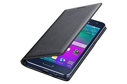 cheaper 861ed ae6e5 Smartlike Leather Flip Cover For Lyf Ls-5002 Water 1
